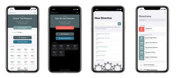 Directive Helps Makes Routine Maintenance Easy