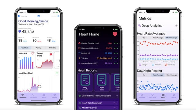 Heart Analyzer Update Brings Redesigned App, Better Apple Watch Experience