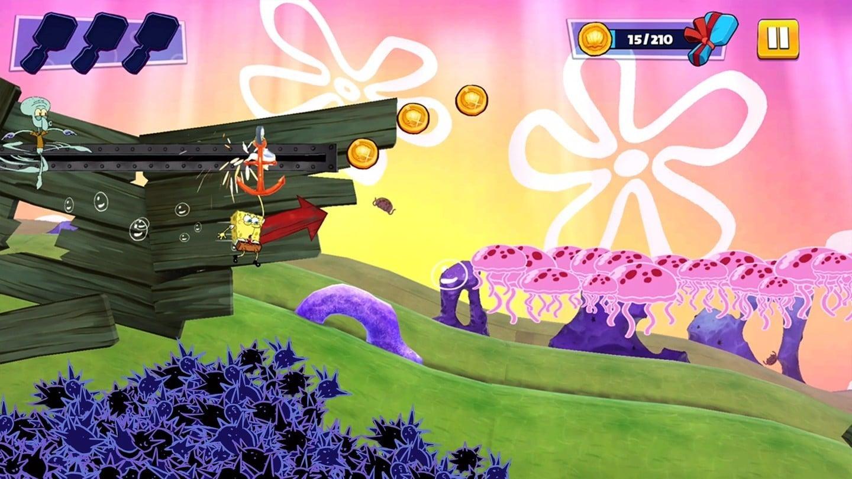Dive Into Bikini Bottom in the New Apple Arcade Game SpongeBob: Patty Pursuit