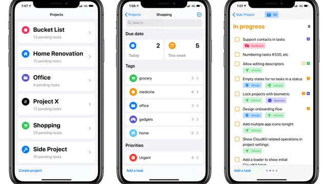 Tasks is a Great Replacement for Apple's Stock Reminders App