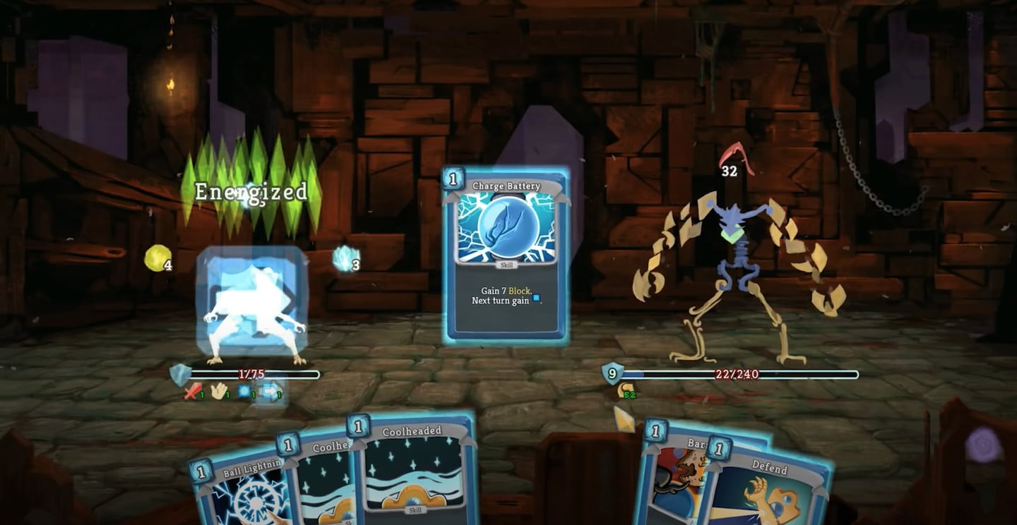 Slay the Spire Fuses a Card Game and Roguelike for a Unique Adventure