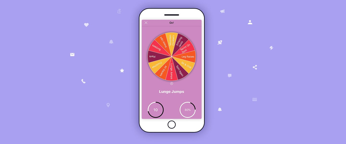 Spice Up Your At-Home Exercise Routine With Workout Wheel