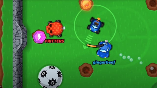 Start Your Engines for Fast-Paced Action in Motorball