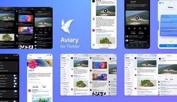 Aviary is a Great New Twitter Client Designed for iOS 14