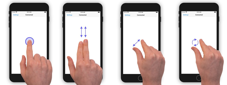 Turn Your iPhone or iPad Into a Mac Trackpad With El Trackpad