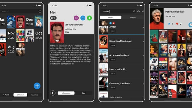 Filmlog is a Great Way to Keep Track of Your Movie Habit