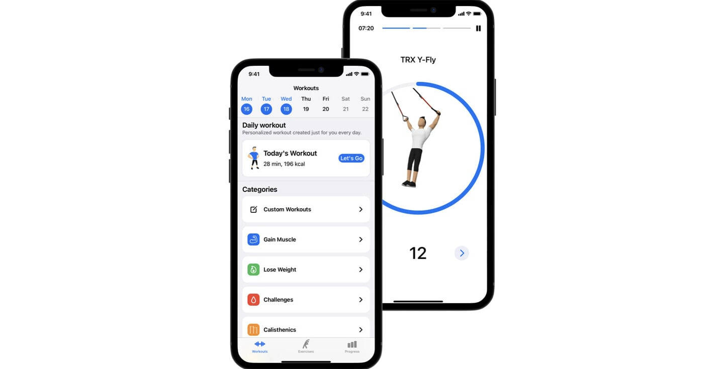 Coachy Uses AR to Help You Workout Better