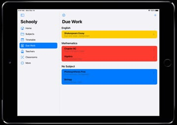 Schooly Helps Students Better Manage Their School Work