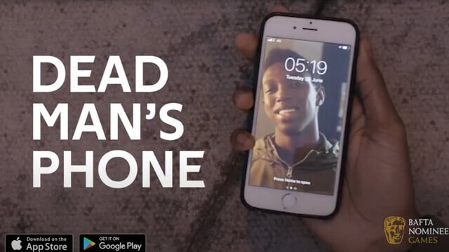 Dead Man's Phone Puts You in the Center of a Crime Drama