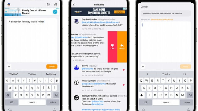 Outputter for Twitter is a Different Way to Use the Social Network
