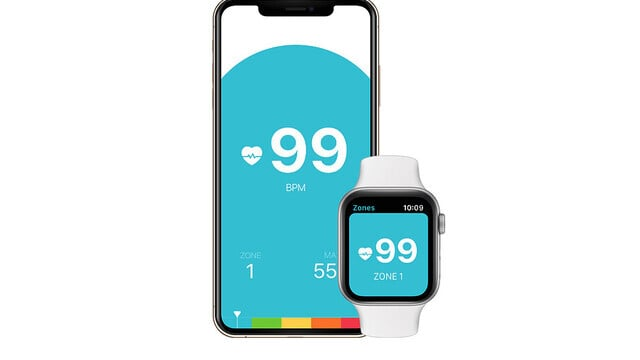 The Zones App Shows Real-Time Zone Training Data on Your Apple Watch