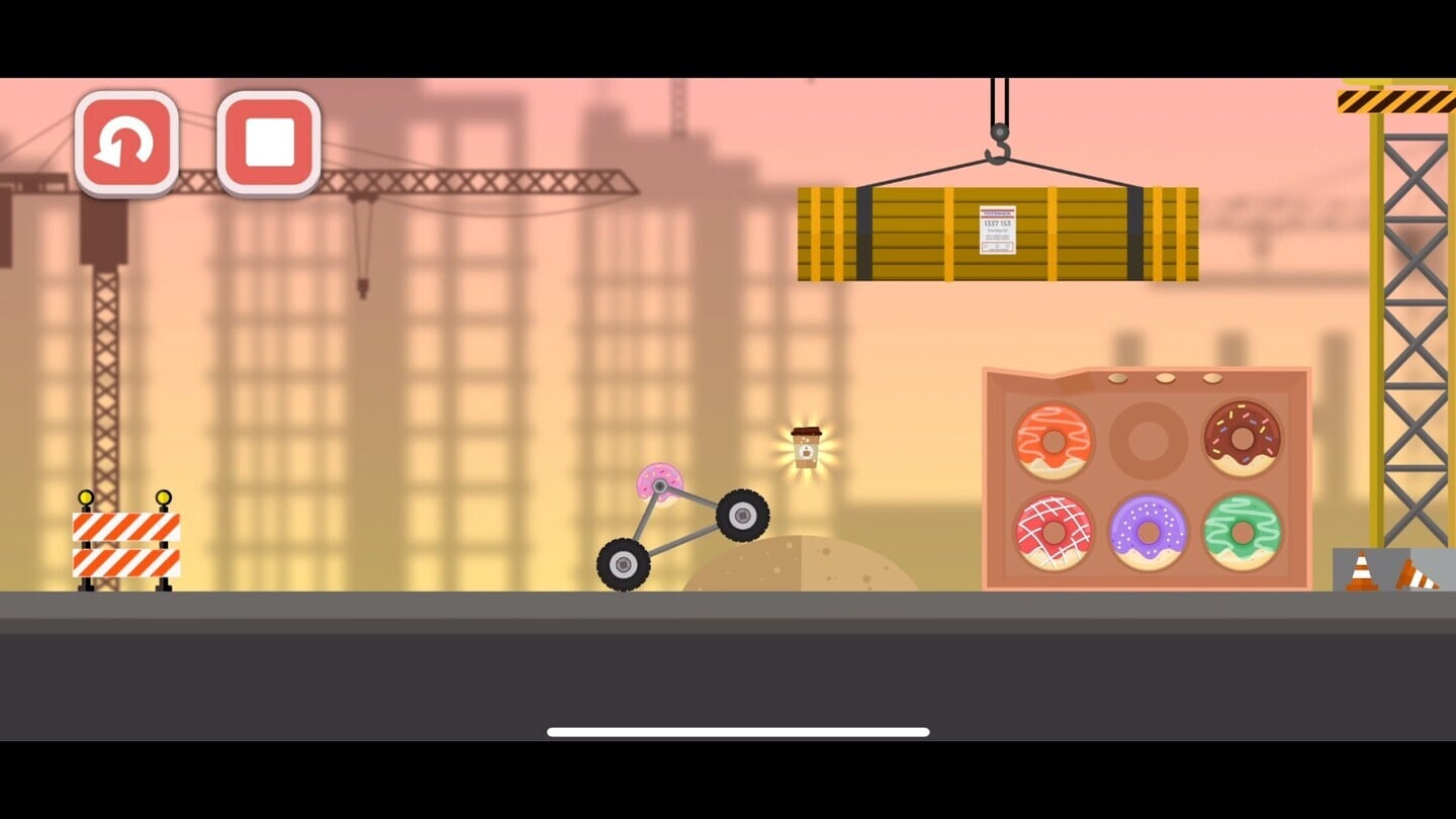 Componut is a Tasty 2D Physics Puzzler