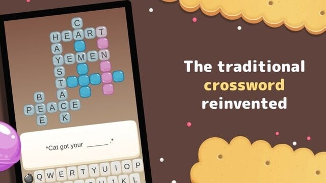 Crossword Pie Brings a New Level to the Puzzle Classic