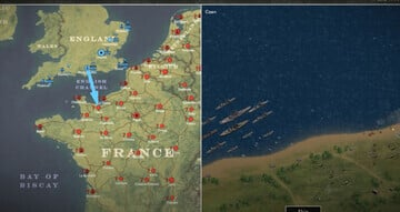 Blitzkrieg Fire is a Historically Accurate World War II Turn-Based Strategy Game