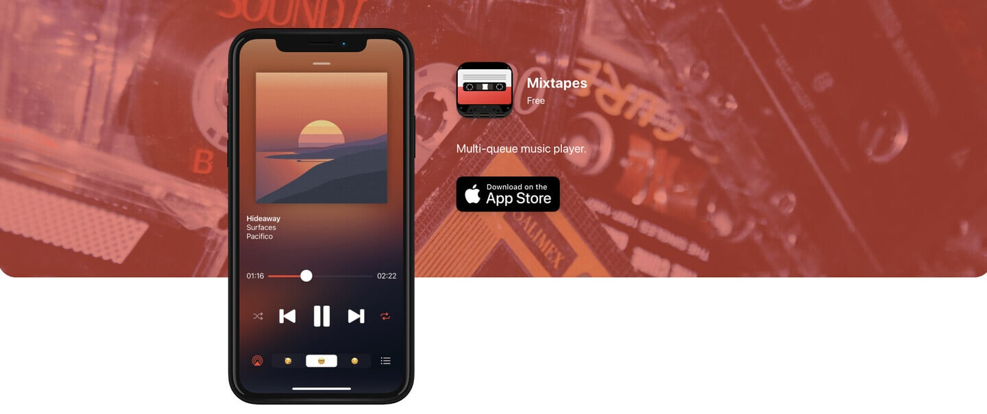 Experience Your Music in New Ways With Mixtapes