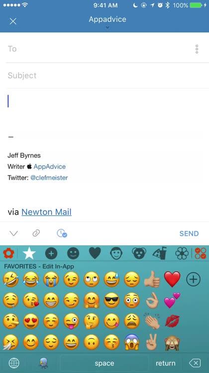 Send even more emoji with ... Emoji ;)