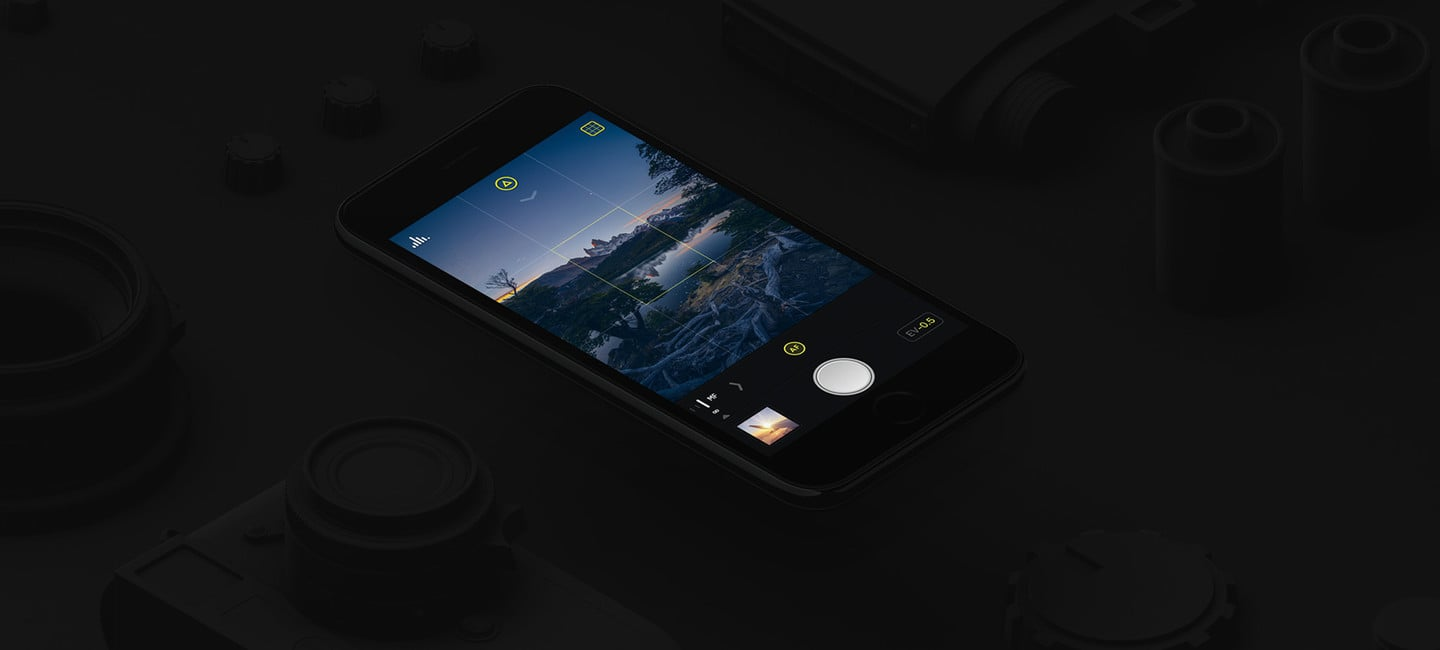 Halide Makes iPhone Photography Meaningful and Thoughtful