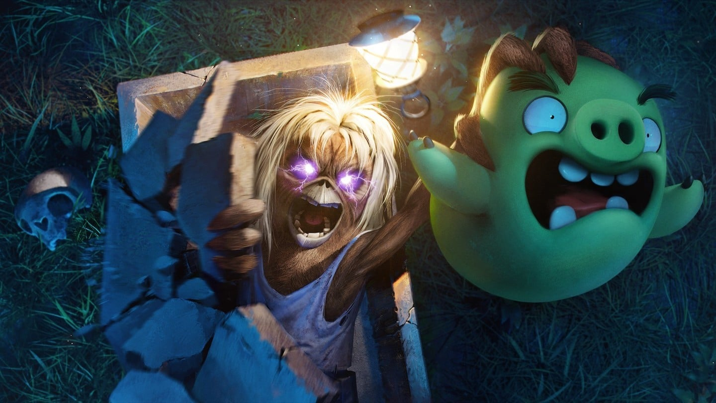 Angry Birds Evolution Goes Metal With Iron Maiden Tribute