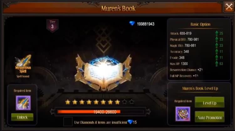 Muren's book