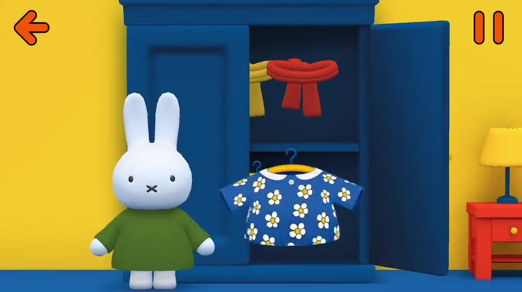 Spend the day with Miffy