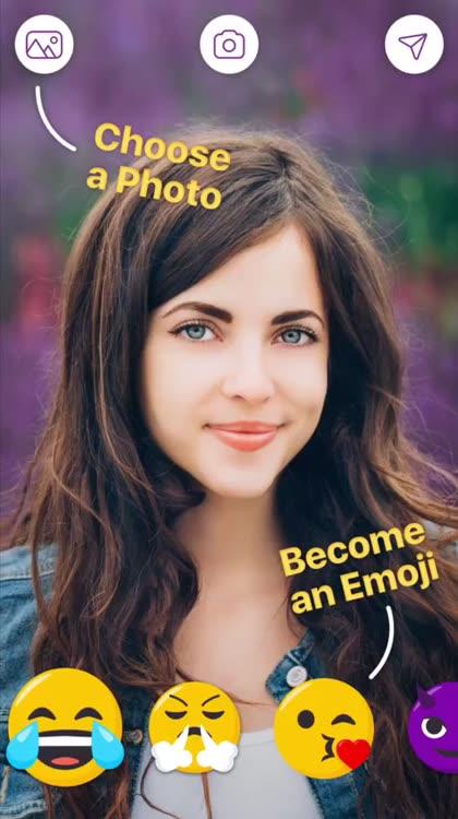 Become an emoji
