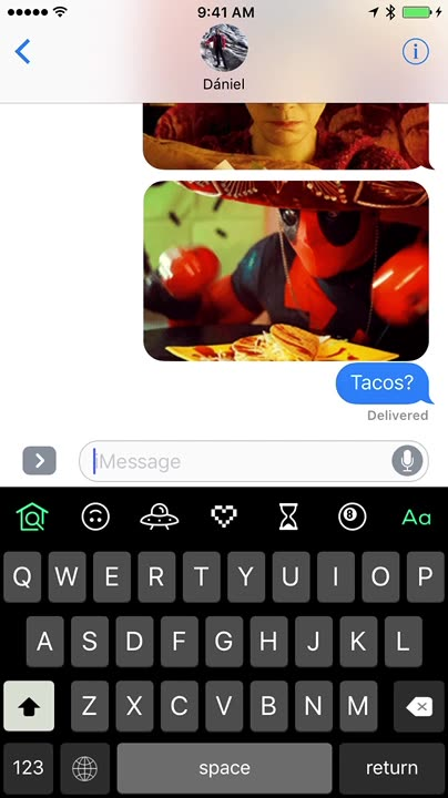 How To Get Gifs On Iphone Keyboard
