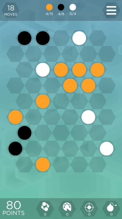how to rotate videos on iphone hexa dots connect four dots of the same color by desdoo 8067
