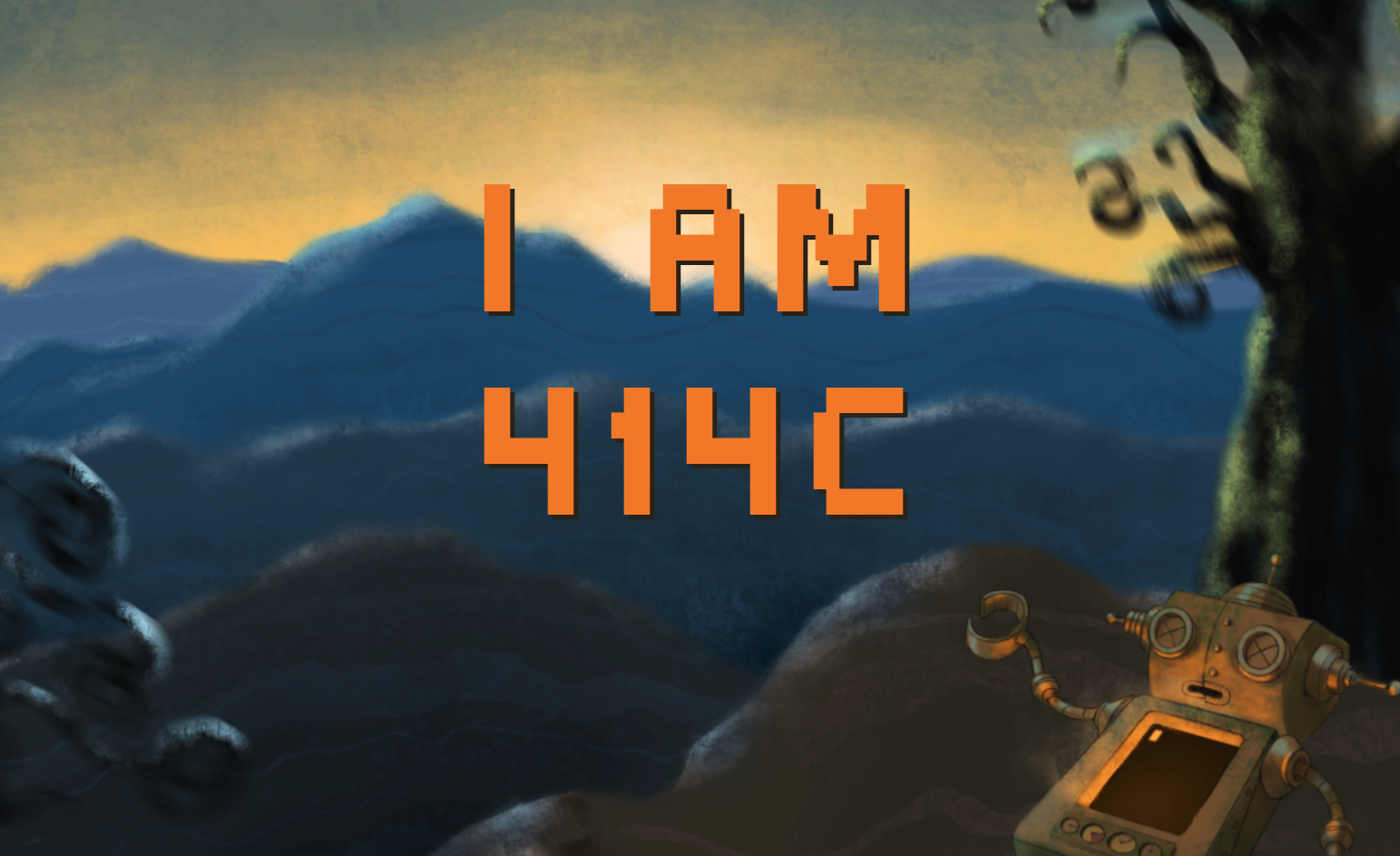 I AM 414C is More Than Just a Fun Text Adventure