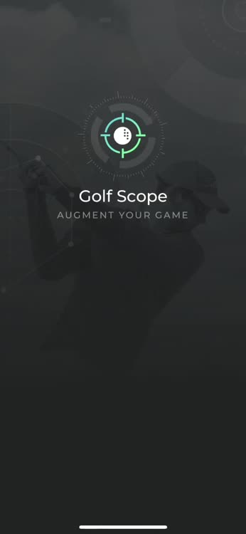 golf scope how to use