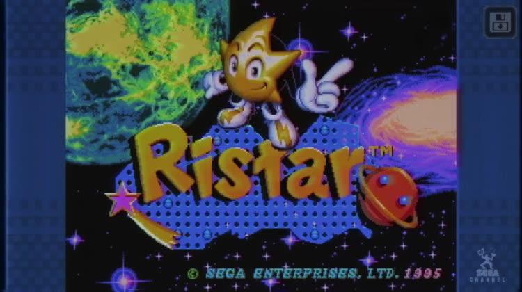 A classic Sega title