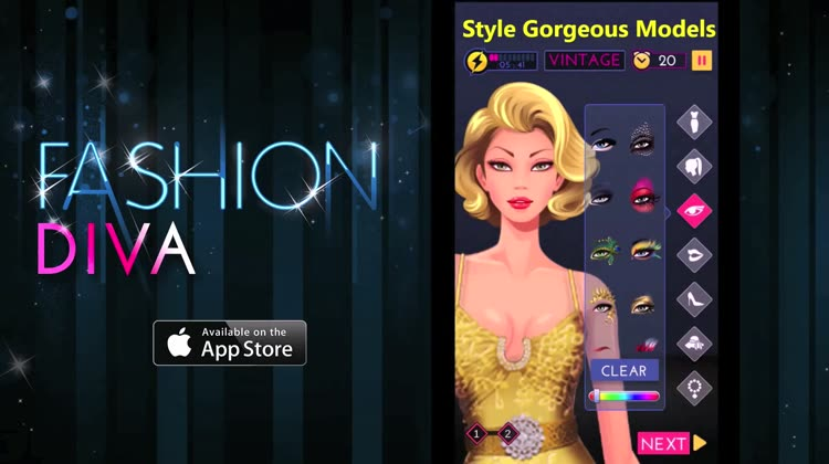 Fashion Diva By Games2win