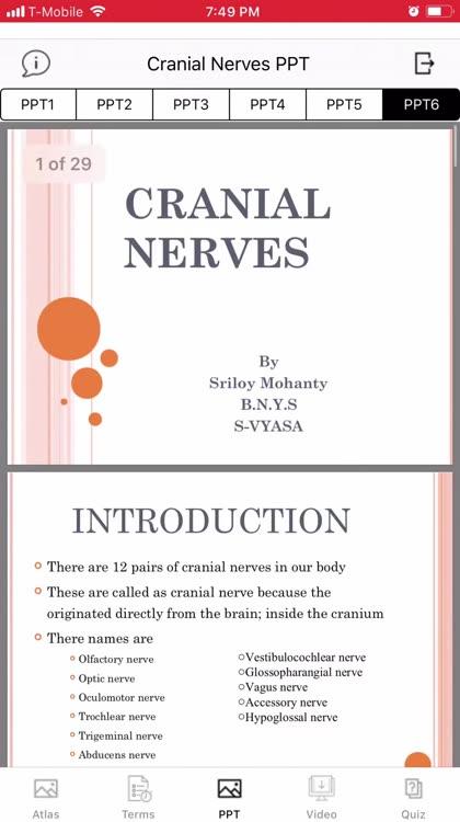 Cranial Nerves Plus by Manal Abuelazaem