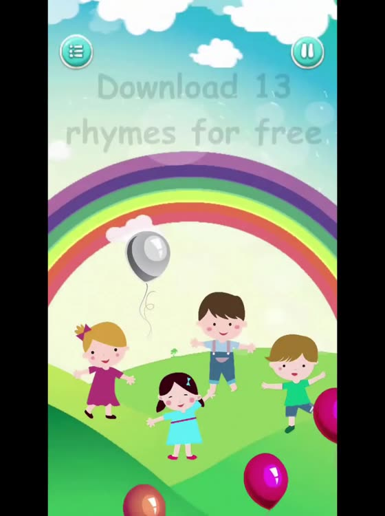 English Nursery Rhymes Pro - Story Book for Sleep Times and Kids Songs and  Poems by Muhammad Ghayoor