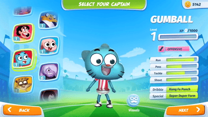 Cn Superstar Soccer Goal By Cartoon Network