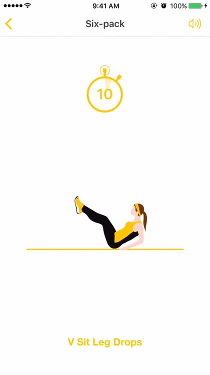 Six Pack Workout Your Personal Fitness Trainer For A Quick Six Pack Muscle By Kids Up Viet Nam Technology Joint Stock Company