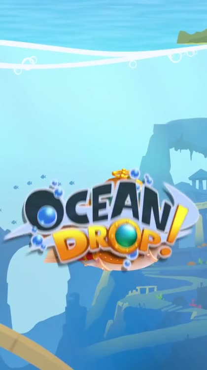 Ocean drop by big fish games inc for Big fish games inc