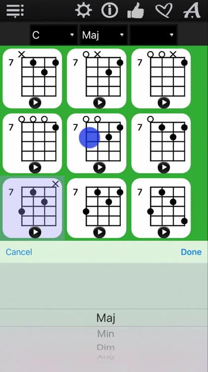 Ukulele Chords Compass Learn The Chord Charts Play Them By Max Schlee