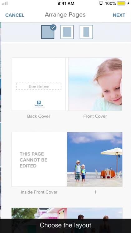 Photobook: Easy and fun albums