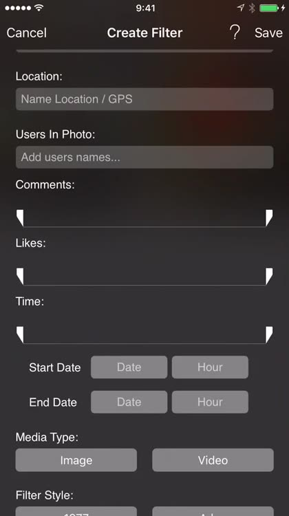how to get a date off instagram