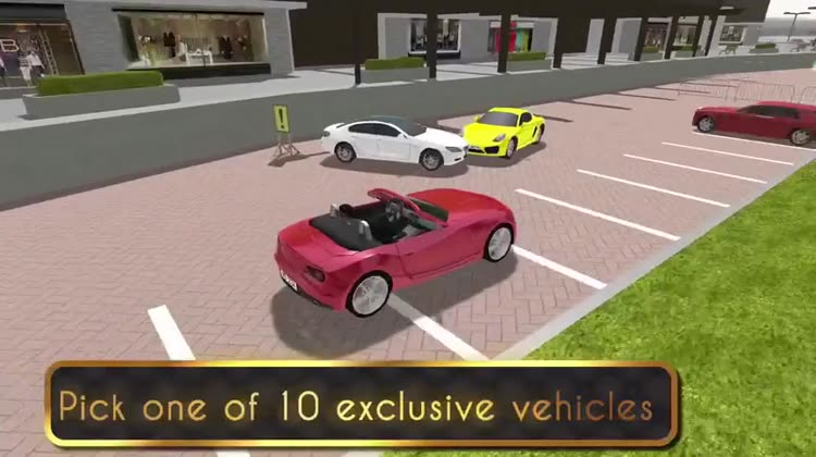 Car Parking Vip Summer Club By Play With Games Ltd