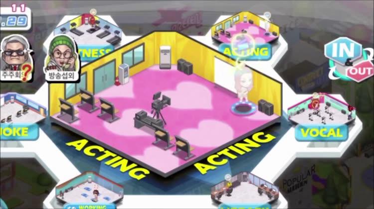 Love Kpop Idol :Girl Group Inc