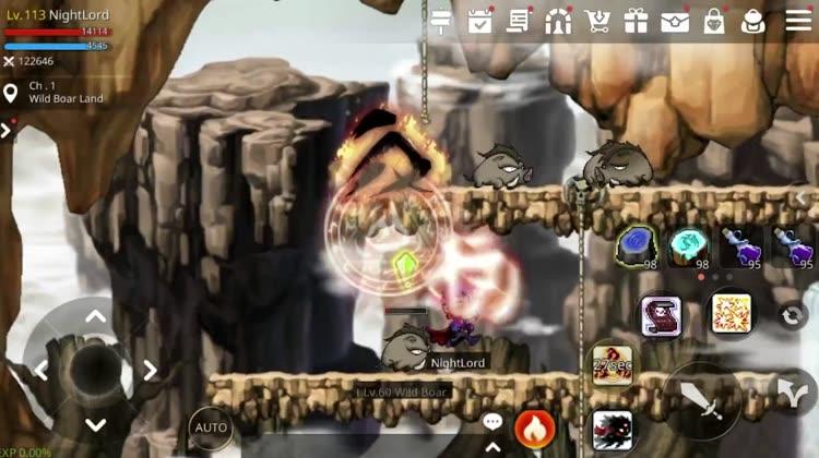 MapleStory M: Fantasy MMORPG