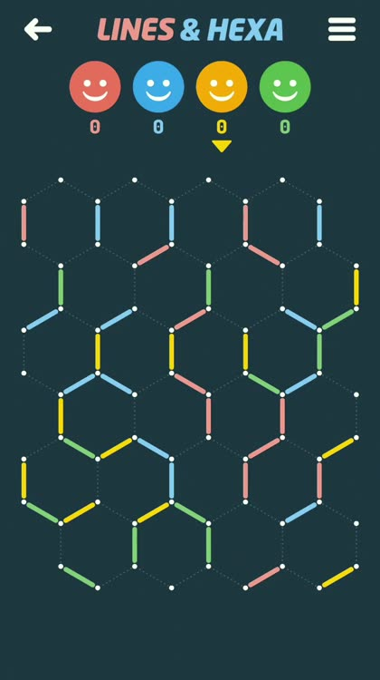 Lines And Hexa By Spearmint Games