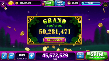 Lotsa Slots Casino Slots By Grande Games Limited