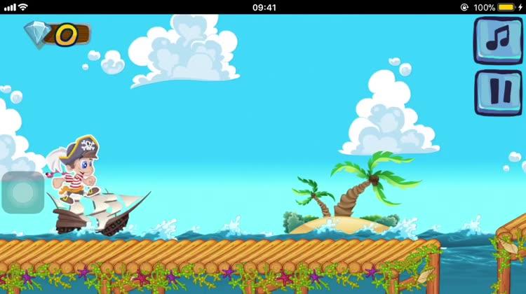 Pirate Kid Lite by Basile Sountia