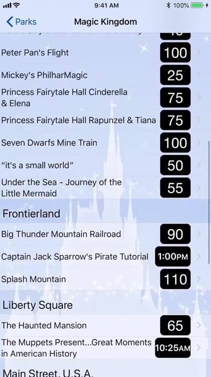 Magic guide for disney world by versaedge software llc app details gumiabroncs Image collections