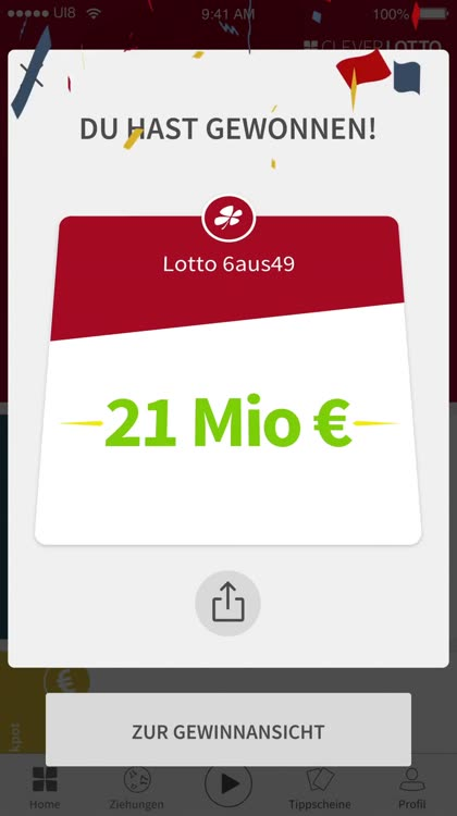 Lotto24 Auszahlung