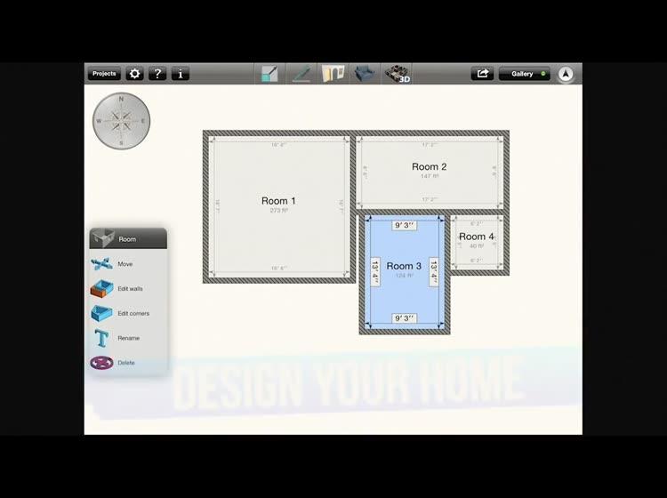 Home design 3d by anuman - 3d home design app ...