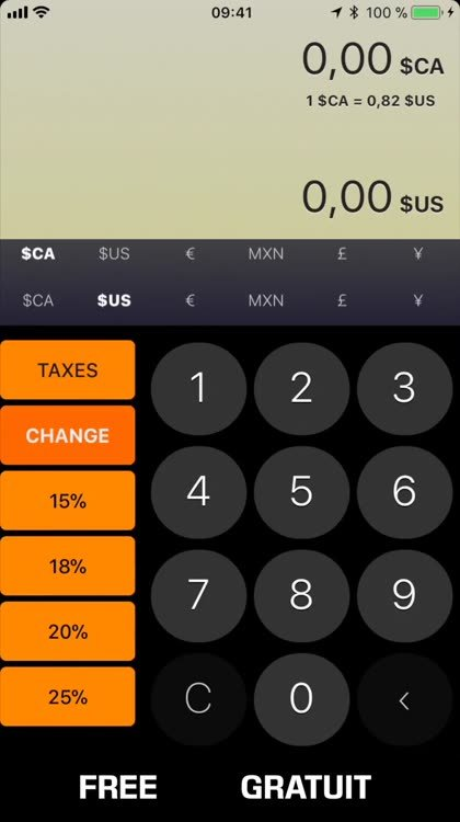 sales tax canada calculator by damien guinet