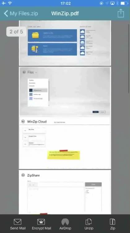 WinZip Pro: zip, unzip & rar by WinZip Computing LLC